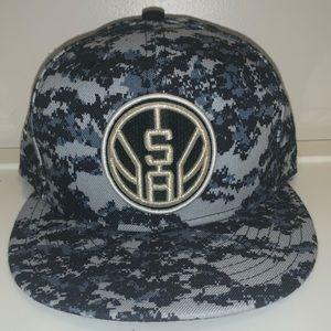 New Era San Antonio Spurs hat